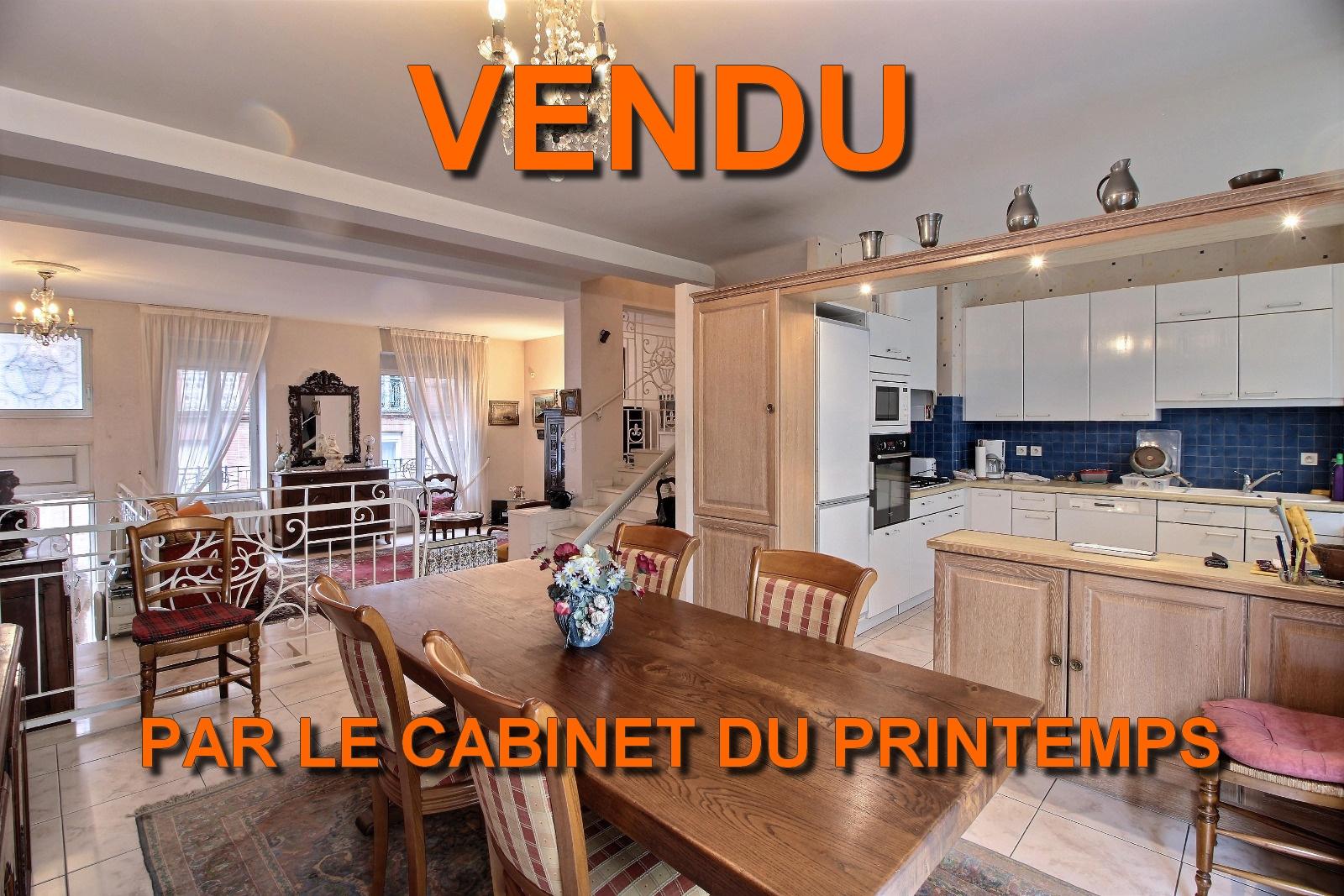 Offres de vente Maison Toulouse 31000