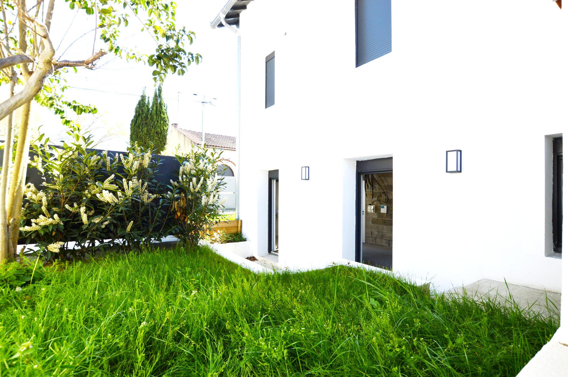 Ventes toulouse bonhoure guilhemery plateau amenager for Amenager jardin 10m2